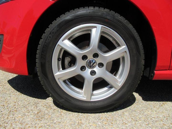 Volkswagen Polo 1.2 TSI 105CH SPORTLINE DSG7 5P Rouge Occasion - 8