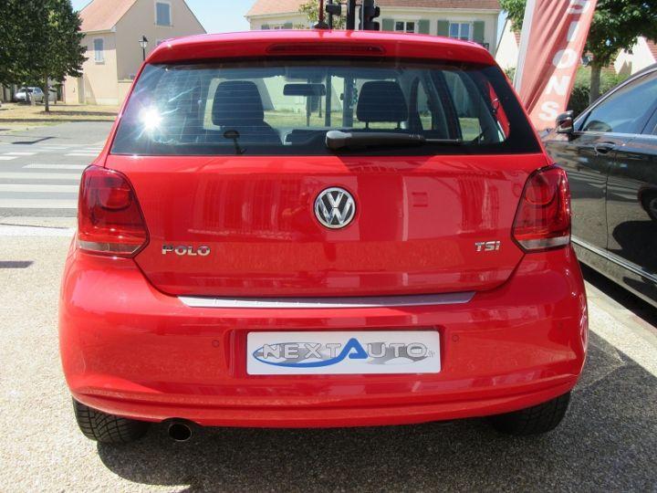 Volkswagen Polo 1.2 TSI 105CH SPORTLINE DSG7 5P Rouge Occasion - 9