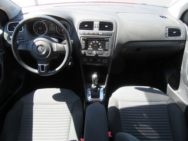 Volkswagen Polo 1.2 TSI 105CH SPORTLINE DSG7 5P Rouge Occasion - 20