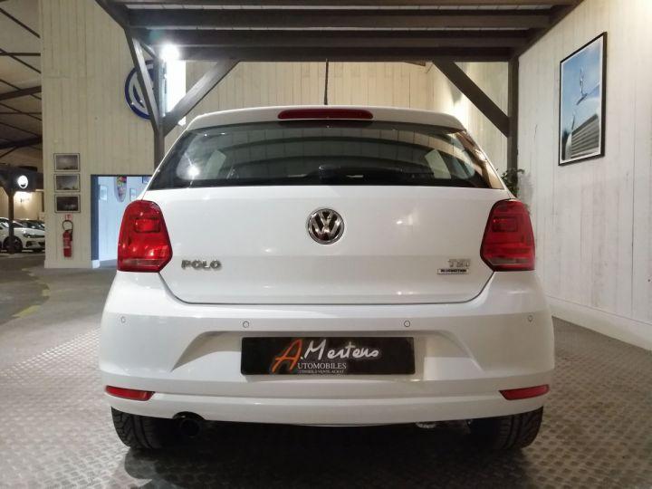 Volkswagen Polo 1.2 TSI 90 CV ALLSTAR 5P Blanc - 4