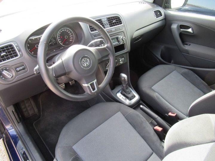 Volkswagen Polo 1.2 TSI STYLE 90CH DSG Bleu Nuit - 2