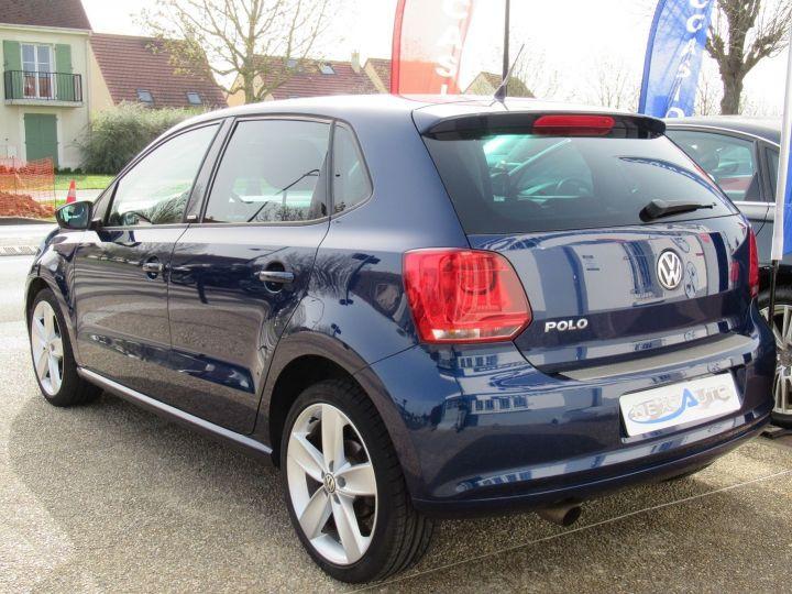 Volkswagen Polo 1.2 TSI STYLE 90CH DSG Bleu Nuit - 3