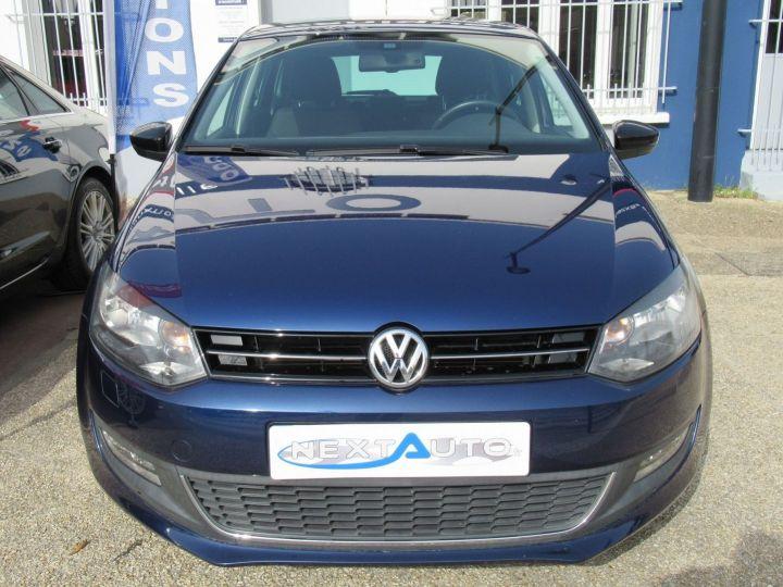 Volkswagen Polo 1.2 TSI STYLE 90CH DSG Bleu Nuit - 6