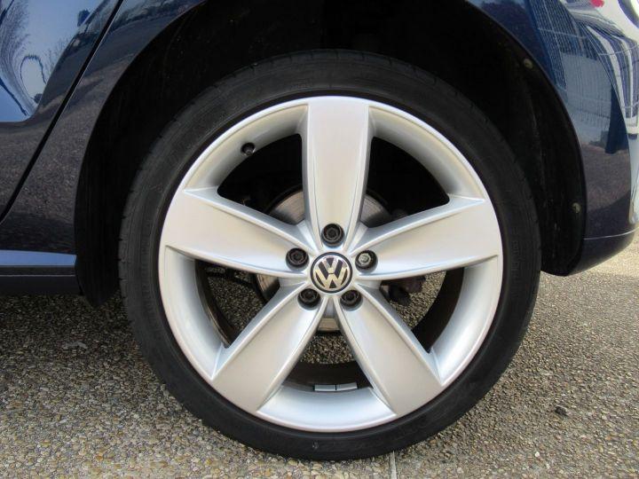 Volkswagen Polo 1.2 TSI STYLE 90CH DSG Bleu Nuit - 9