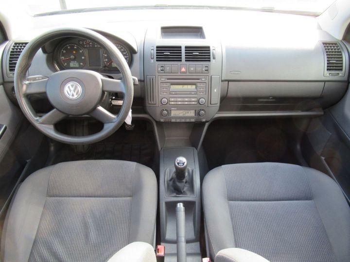 Volkswagen Polo 1.4 75CH CONFORT 5P Noir - 11