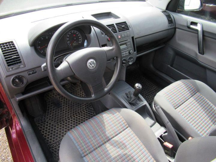 Volkswagen Polo 1.4 80CH TREND 5P Bordeau - 2