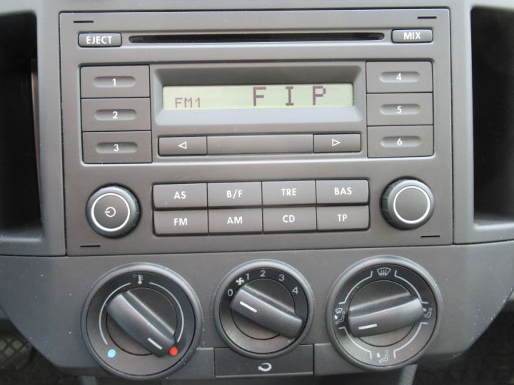 Volkswagen Polo 1.4 80CH TREND 5P Bordeau - 14