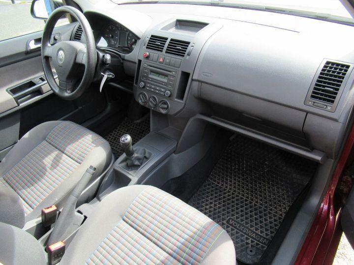 Volkswagen Polo 1.4 80CH TREND 5P Bordeau - 15