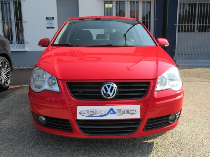 Volkswagen Polo 1.4 80CH UNITED 5P Rouge Occasion - 6