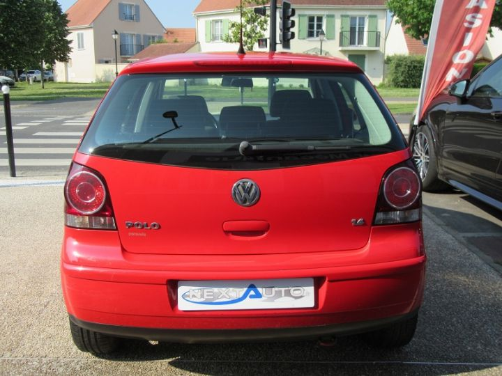 Volkswagen Polo 1.4 80CH UNITED 5P Rouge Occasion - 7