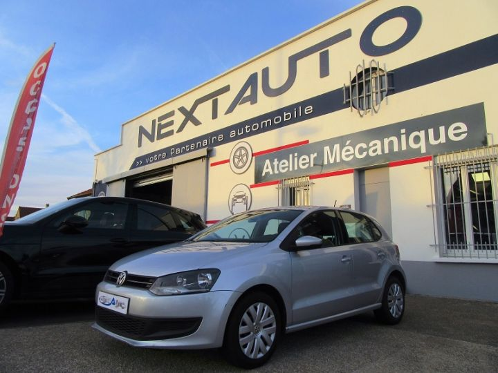 Volkswagen Polo 1.4 85CH CONFORTLINE 5P Gris Clair Occasion - 1