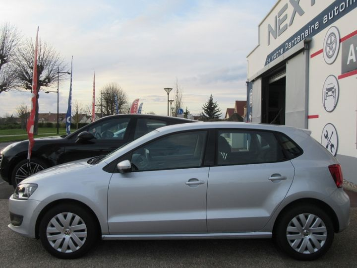 Volkswagen Polo 1.4 85CH CONFORTLINE 5P Gris Clair Occasion - 5