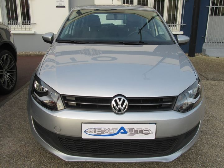 Volkswagen Polo 1.4 85CH CONFORTLINE 5P Gris Clair Occasion - 8