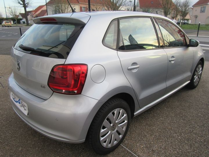 Volkswagen Polo 1.4 85CH CONFORTLINE 5P Gris Clair Occasion - 11