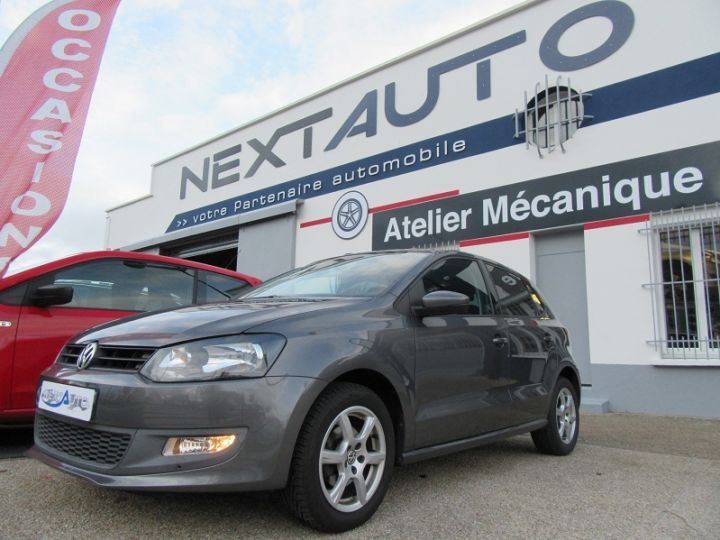 Volkswagen Polo 1.4 85CH TRENDLINE 5P Gris Fonce Occasion - 1