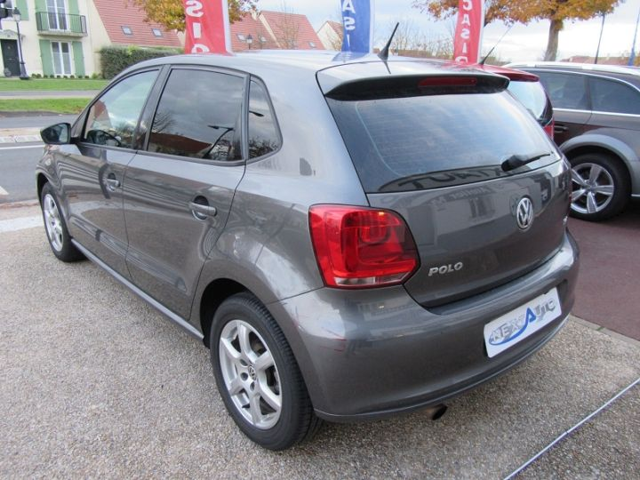 Volkswagen Polo 1.4 85CH TRENDLINE 5P Gris Fonce Occasion - 3