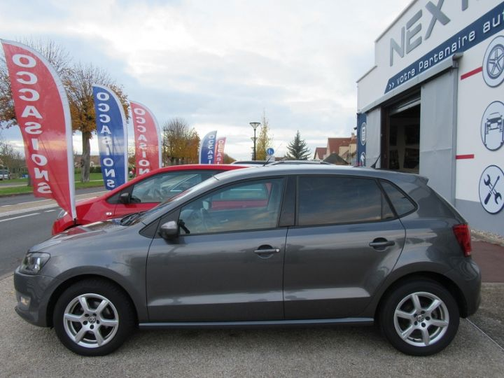 Volkswagen Polo 1.4 85CH TRENDLINE 5P Gris Fonce Occasion - 5