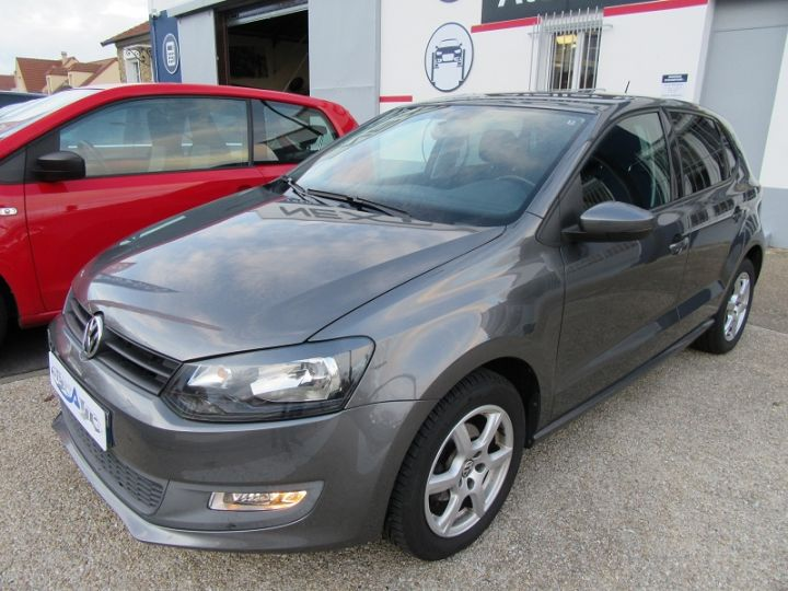 Volkswagen Polo 1.4 85CH TRENDLINE 5P Gris Fonce Occasion - 17