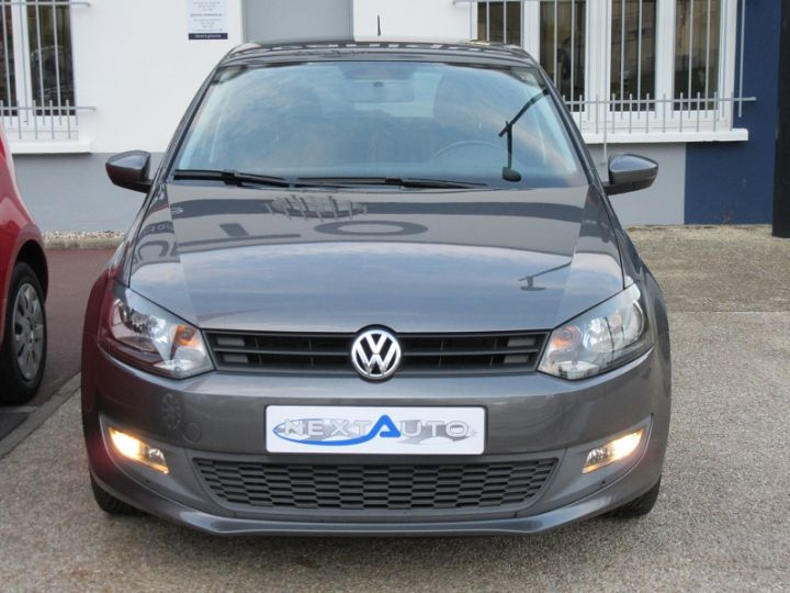 Volkswagen Polo 1.4 85CH TRENDLINE 5P Gris Fonce Occasion - 18