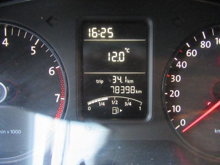 Volkswagen Polo 1.4 85CH TRENDLINE 5P Gris Fonce Occasion - 19