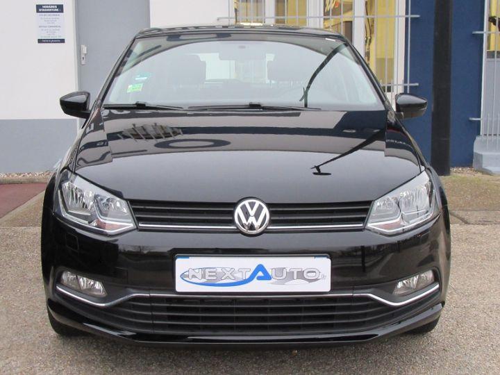 Volkswagen Polo 1.4 TDI 75CH BLUEMOTION TECHNOLOGY CONFORTLINE 5P Noir Occasion - 2