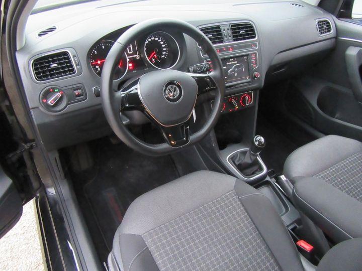 Volkswagen Polo 1.4 TDI 75CH BLUEMOTION TECHNOLOGY CONFORTLINE 5P Noir Occasion - 4