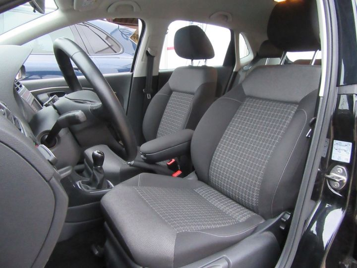 Volkswagen Polo 1.4 TDI 75CH BLUEMOTION TECHNOLOGY CONFORTLINE 5P Noir Occasion - 7