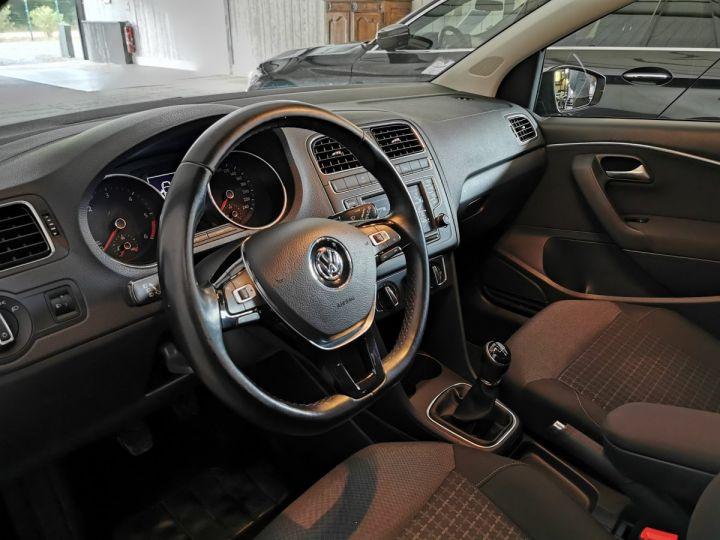 Volkswagen Polo 1.4 TDI 90 CV CONFORTLINE 5P Gris - 5