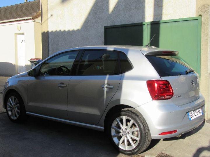 Volkswagen Polo 1.4 TDI 90CH BLUEMOTION TECHNOLOGY CONFORTLINE DSG7 GRIS Occasion - 3