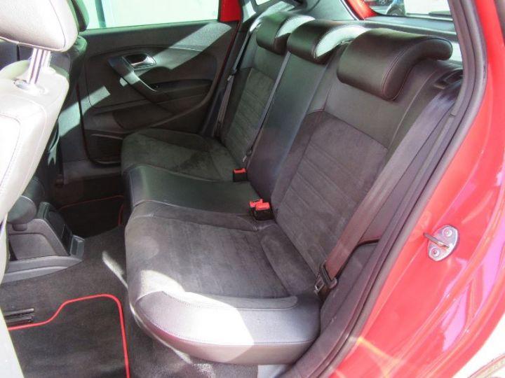 Volkswagen Polo 1.4 TSI 180CH DSG7 5P ROUGE Occasion - 9