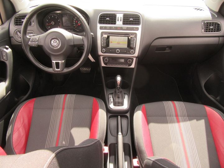 Volkswagen Polo 1.4L 85CH MATCH DSG7 5P Gris Fonce Occasion - 9