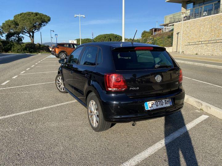 Volkswagen Polo 1.6 TDI 90CH BLUEMOTION FAP MATCH 5P Noir - 3