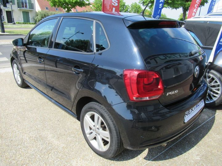 Volkswagen Polo 1.6 TDI 90CH BLUEMOTION TECHNOLOGY FAP LIFE 5P Noir - 3