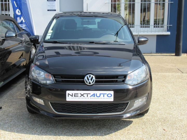 Volkswagen Polo 1.6 TDI 90CH BLUEMOTION TECHNOLOGY FAP LIFE 5P Noir - 7