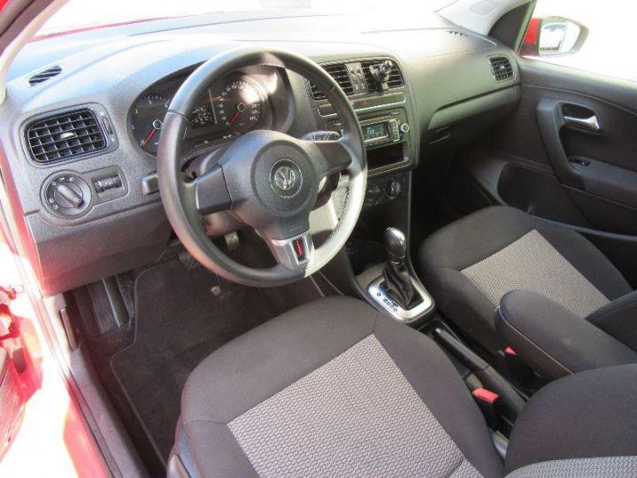 Volkswagen Polo 1.6 TDI 90CH FAP DSG7 5P ROUGE Occasion - 2