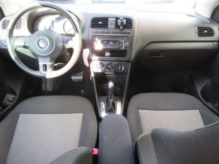 Volkswagen Polo 1.6 TDI 90CH FAP DSG7 5P ROUGE Occasion - 9