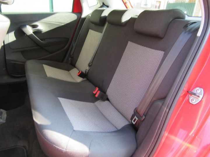 Volkswagen Polo 1.6 TDI 90CH FAP DSG7 5P ROUGE Occasion - 11