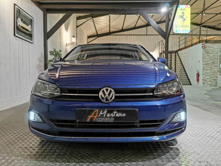 Volkswagen Polo 1.6 TDI 95 CV BMT 5P Bleu - 3