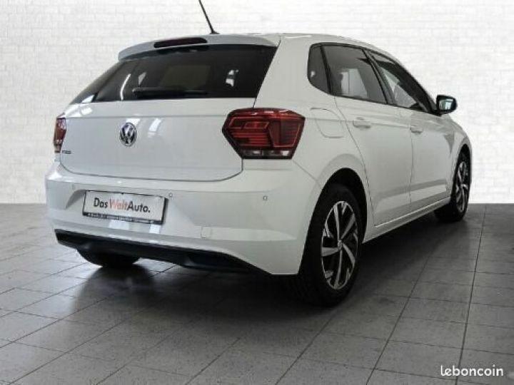 Volkswagen Polo 1,6 TDI Highline Blanc - 2