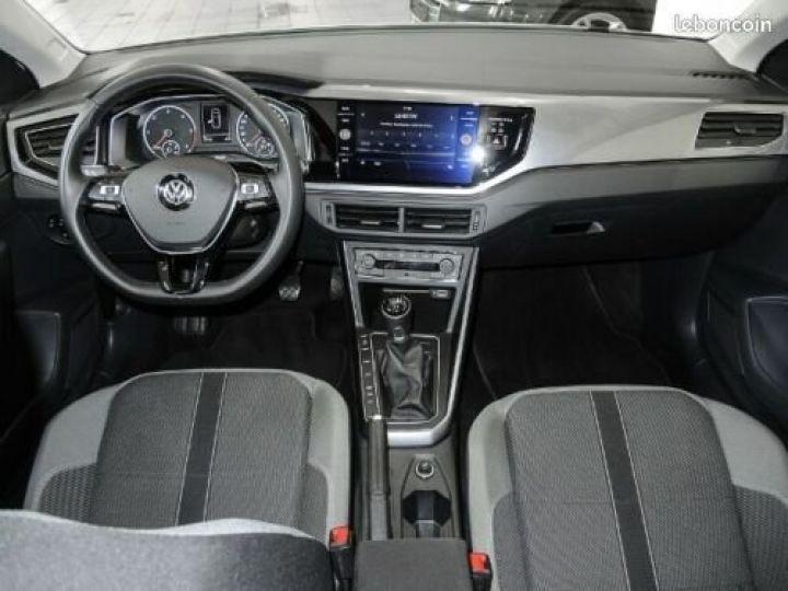 Volkswagen Polo 1,6 TDI Highline Blanc - 3