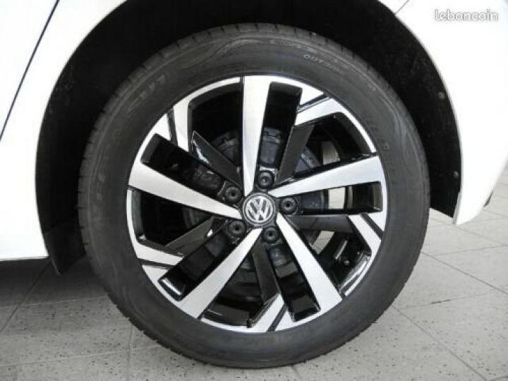 Volkswagen Polo 1,6 TDI Highline Blanc - 5