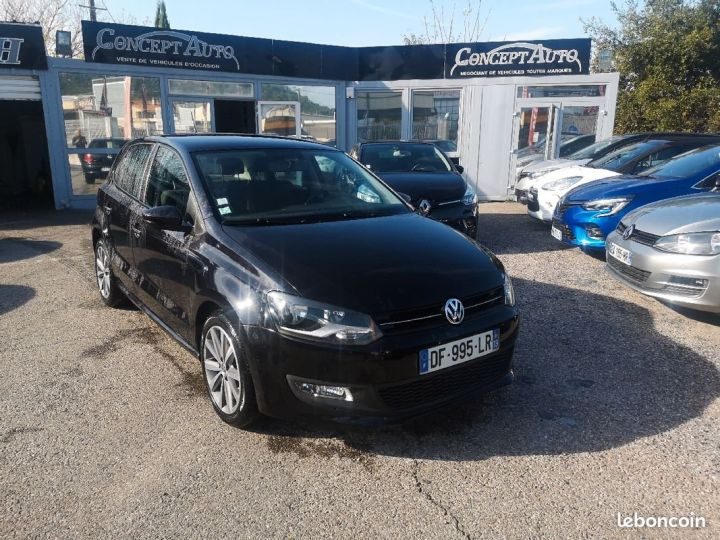 Volkswagen Polo NOIR METAL Occasion - 1