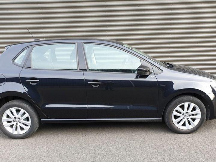 Volkswagen Polo 5 1.4 TDI 75 CONFORT BUSINESS 5P Noir Métallisé Occasion - 4