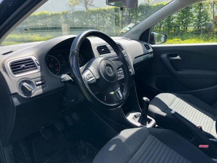 Volkswagen Polo 5 V 12 TDI 75 CONFORTLINE 5P Noir Occasion - 9