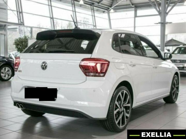 Volkswagen Polo GTI 2.0 TSI BLANC PEINTURE METALISE  Occasion - 2