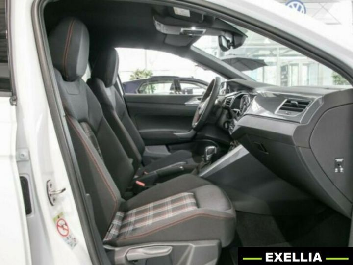 Volkswagen Polo GTI 2.0 TSI BLANC PEINTURE METALISE  Occasion - 4