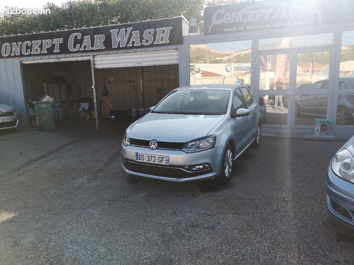 Volkswagen Polo LOUNGE GRIS METALISE Occasion - 1