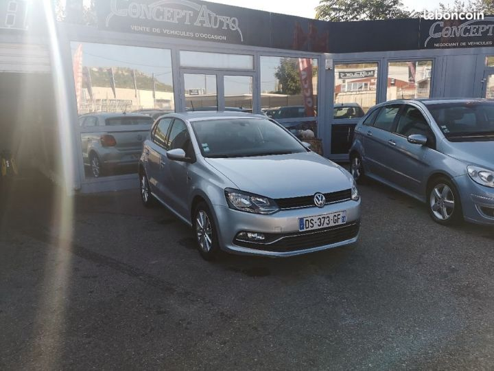 Volkswagen Polo LOUNGE GRIS METALISE Occasion - 2