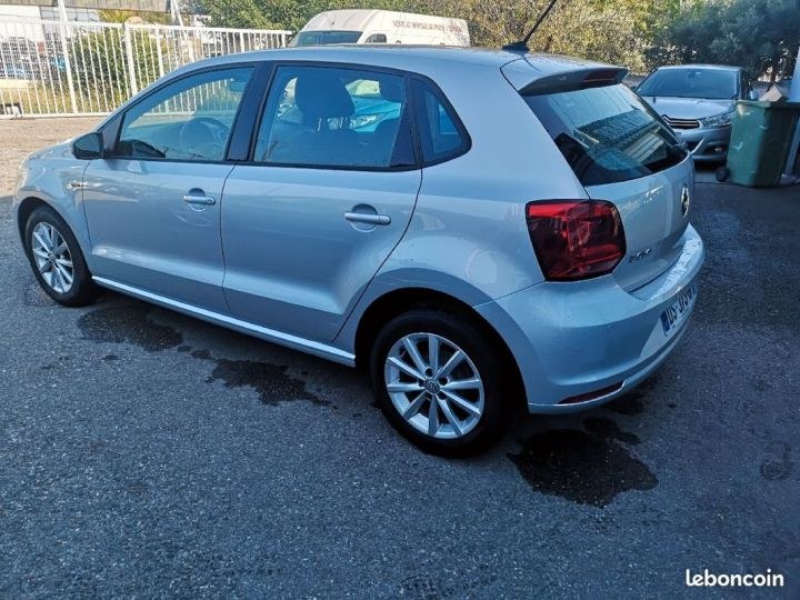 Volkswagen Polo LOUNGE GRIS METALISE Occasion - 4