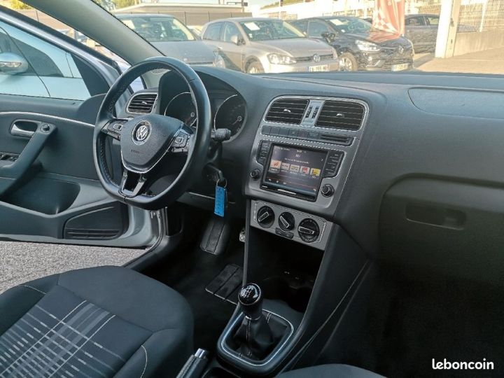 Volkswagen Polo LOUNGE GRIS METALISE Occasion - 5